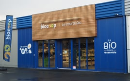 Photo du magasin Biocoop Lamballe