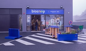 Photo du magasin Biocoop Saint Alban
